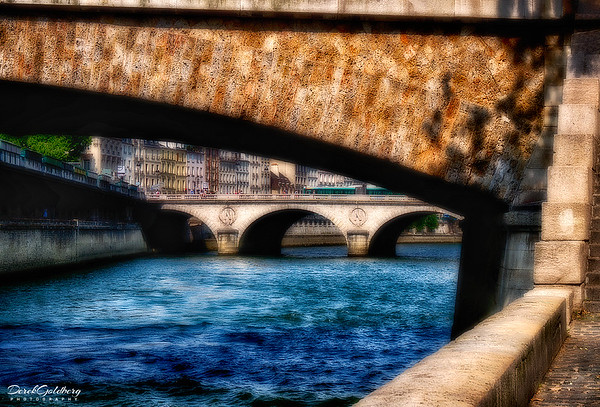 Arches Over the Seine #1 - Paris, France
