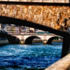 Arches Over the Seine #1 - Paris, France