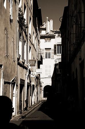 Street Scene #1s - Aix en Provence, France