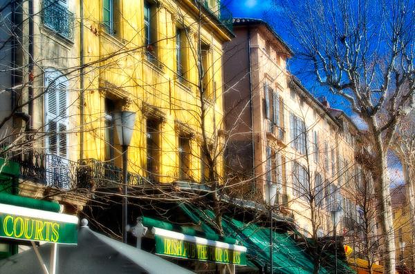 Street Scene #8 - Aix en Provence, France