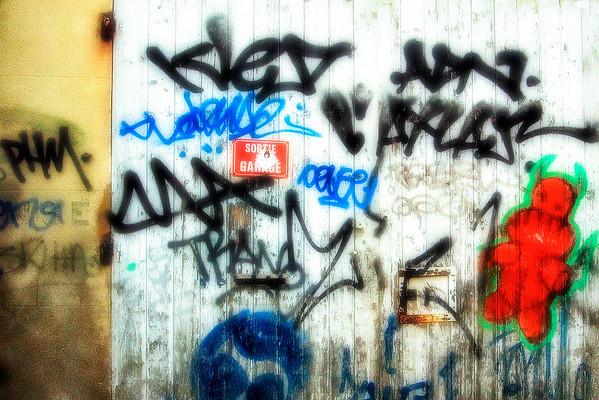 Graffiti #1 - Aix en Provence, France