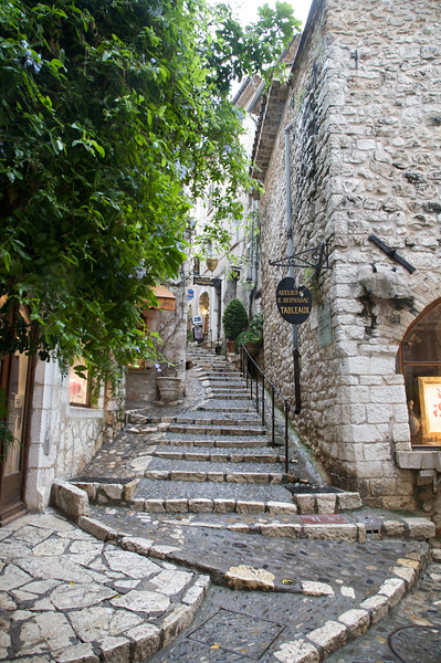 Streets of St Paul de Vence