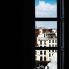 Paris Scenic through a Half Open Window #2 - Paris, France