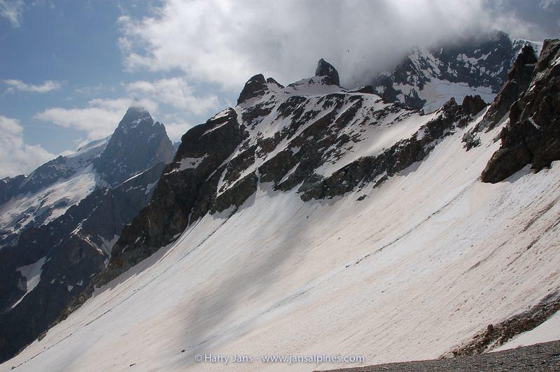 La Grave, La Meije, 3200m