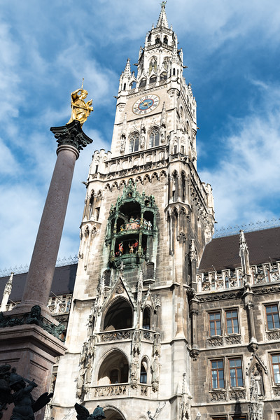 New Town Hall, Munich