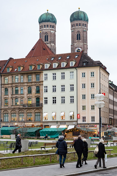 Frauenkirche Towers