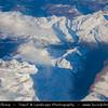 Europe - Germany - Deutschland - Bavaria - Bayern - Bavarian Alps - Bayerische Alpen - Aerial View