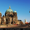 Germany - Berlin - Berlin Cathedral - Berliner Dom -  Evangelical Oberpfarr- und Domkirche - Supreme Parish & Collegiate Church - Literally Supreme Parish & Cathedral Church<br /> <br /> Camera Model: Canon EOS 5D Mark II; Lens: 17.00 - 40.00 mm; Focal length: 40.00 mm; Aperture: 11; Exposure time: 1/200 s; ISO: 100