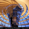 Germany - Berlin - Reichstag - Parliament - Seat of the German Parliament - One of Berlin's most historical landmarks - Dome of the The Reichstag - Large glass dome at the very top of the building - Dome has a 360-degree view of the surrounding Berlin cityscape<br /> <br /> Camera Model: Canon EOS 5D Mark II; Lens: 17.00 - 40.00 mm; Focal length: 17.00 mm; Aperture: 4.0; Exposure time: 1/25 s; ISO: 640