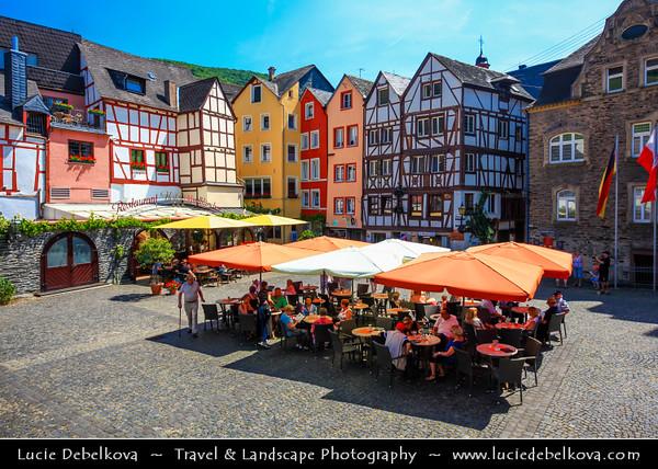 Europe - Germany - Deutschland - Rhineland-Palatinate - Mosel wi