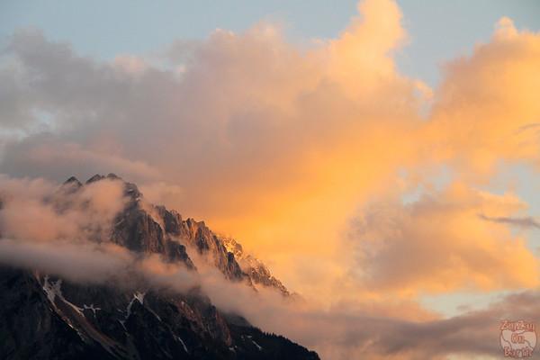Sunset Garmisch Partenkirchen 6