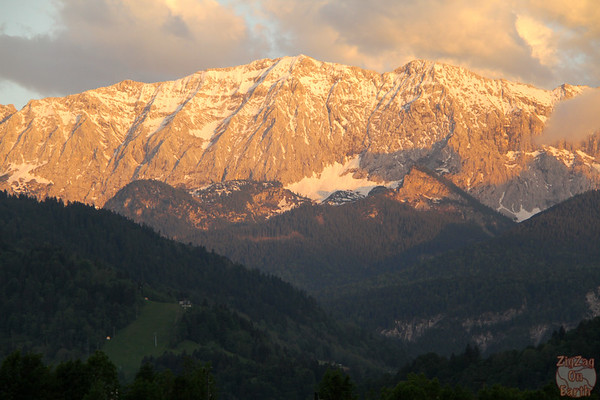 Sunset Garmisch Partenkirchen 4