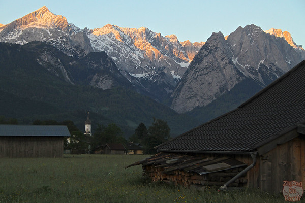 Sunrise Garmisch Partenkirchen 2