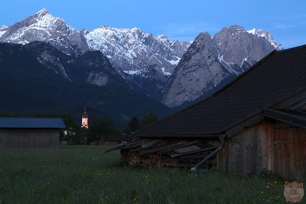 Sunrise Garmisch Partenkirchen 1