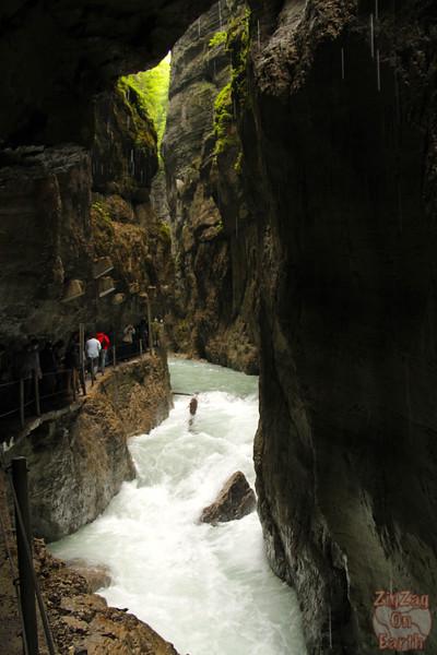 Partnach Gorge, Garmisch Partenkirchen, Germany 6