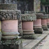 Pillars at the Castle