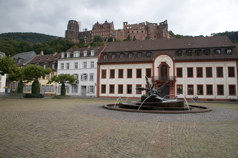 Heidelberg University. Heidelberg is an academic city with a rich history and shows many similarities to cities like Cambridge or Oxford