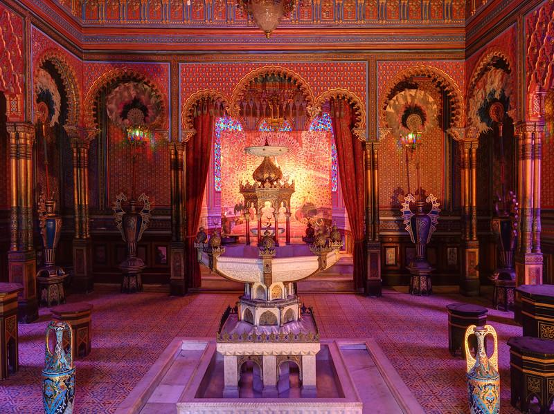 Moroccon Room, Linderhof