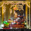 Europe - Germany - Deutschland - Saxony - Sachsen - Dresden - Drážďany - Drježdźany - Dresdner Altmarkt (Old Market) - One of Germany's oldest documented Christmas markets, first mentioned in 1434 -  Now huge event with 250 stands, taking up a large part of Dresden city centre & lasting throughout the Advent period