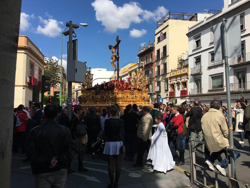 Semana Santa processional