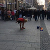 In Munich, great street performers.