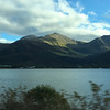 Loch scenery along the drive back from  Loch Ness