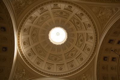 Dome In Roman Baths