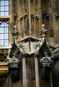 Frieze on the House of Parliament