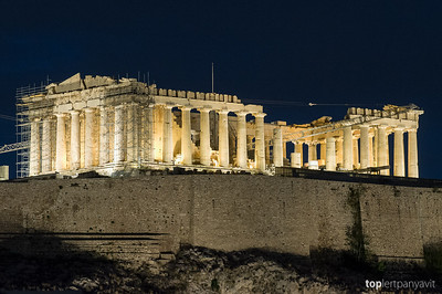 Pathenon.