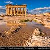 Athens - Αθήνα - Athína - Athine - Capital & largest city of Greece - Acropolis of Athens - Citadel of Athens - UNESCO World Heritage Site - Erechtheum - Ἐρέχθειον - Erechtheion - Ancient Greek temple on north side of Acropolis