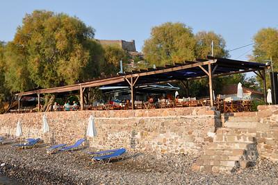Molyvos - Olive Press Beach bar