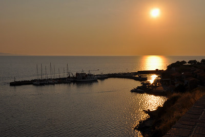 Molyvos - Golden Harbour
