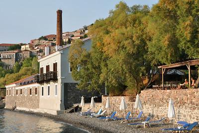 Molyvos - Olive Press Hotel Beach