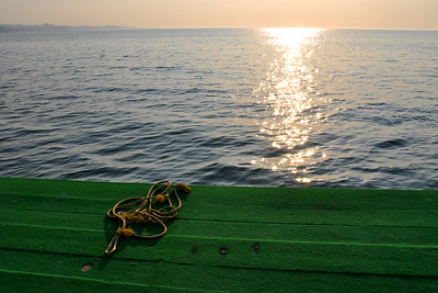 Molyvos - Rope on Landing