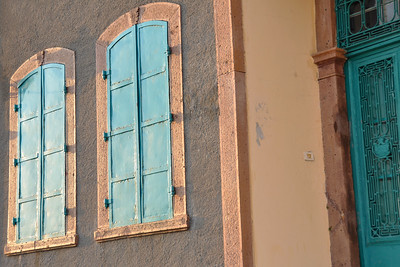Molyvos - 2 Closed Windows