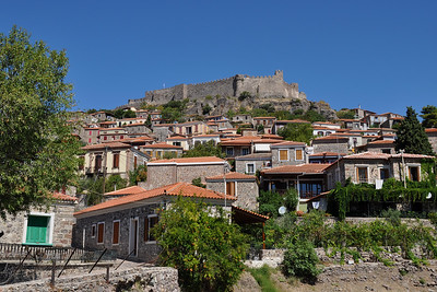 Molyvos - Village on a Hill