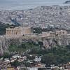 Acropolis & view over Athens