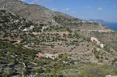 view near Pyrgaros