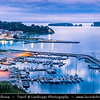 Southern Europe - Greece - Peloponnese peninsula - Pylos - Seaport historical town