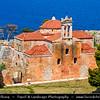 Southern Europe - Greece - Peloponnese peninsula - Pylos - Pilos - Seaport historical town - Coastal area with Marina