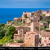 Southern Europe - Greece - Peloponnese peninsula - Mani Peninsula - Southernmost tip of mainland Greece & Europe - Dramatic coastline famed for rugged beauty of its wild landscapes and stone-built villages