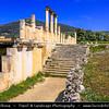 Southern Europe - Greece - Peloponnese peninsula - Epidavros - Epidauros - Ancient city of Epidauros - UNESCO World Heritage Site - Sanctuary of Asklepios - Site of healing in Ancient World