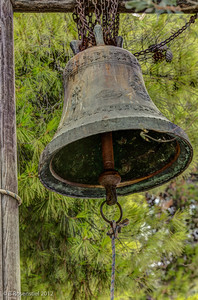 Church Bell, Athens, Greece, 2012