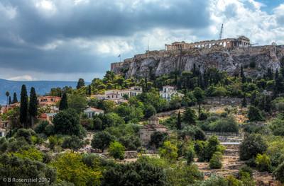 Clouds Building, The Acropolis, Athens, Greece, 2012