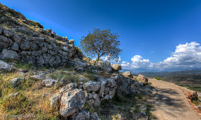 Mycenae, Greece, 2012