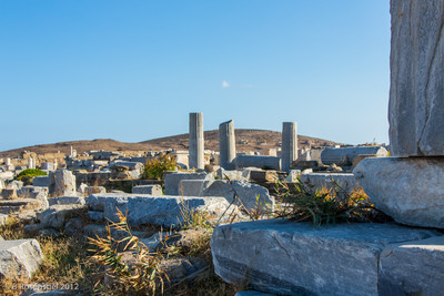 Delos, Greece, 2012