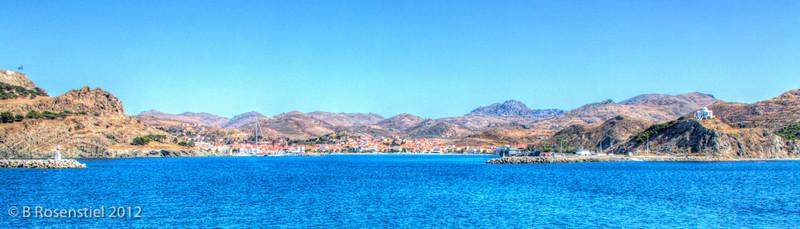 Myrina, Lemnos, Greece, 2012