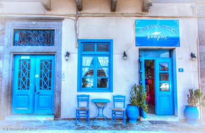 Taberna, Myrina, Lemnos, Greece, 2012