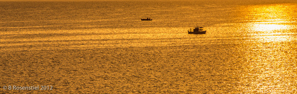 Sunrise, Lemnos, Greece, 2012