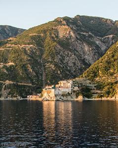 Gregoriou Monastery, Mt Athos, Greece, 2012